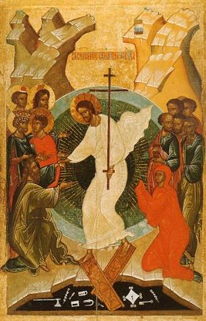 ХРИСТОС ВОСКРЕСЕ! Всех православных поздравляем с праздником!