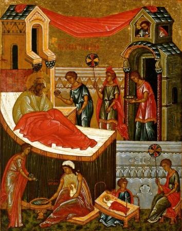 Рождество Пресвятой Владычицы нашей Богородицы и Приснодевы Марии. 21 сентября (8 ст.ст.)