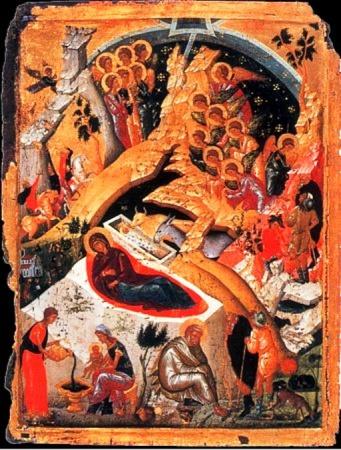 C Рождеством Христовым! С праздником, православные!
