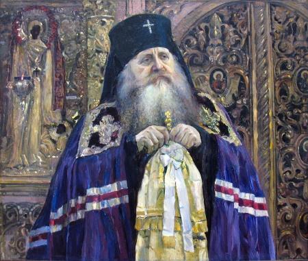 Святитель Иоанн Шанхайский. Прославление в 1994г., архивная запись