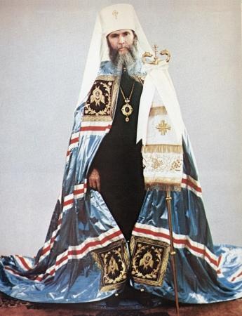 Митрополит Филарет (Вознесенский). Сохранить верность Господу
